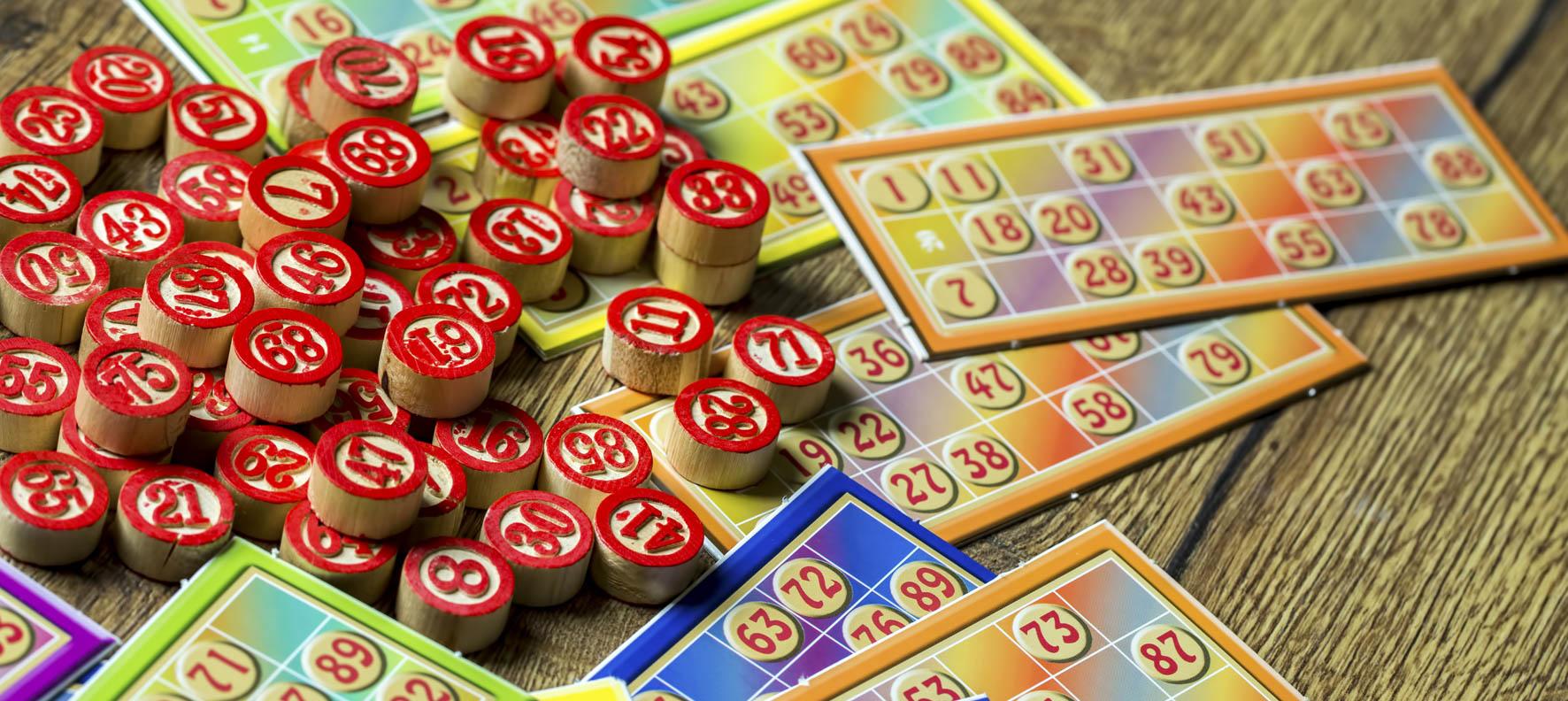 Casinoper Tombala Oyunları